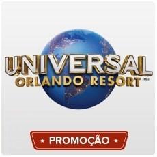 PROMOÇÃO 2 DIAS 2 PARQUES UNIVERSAL ORLANDO